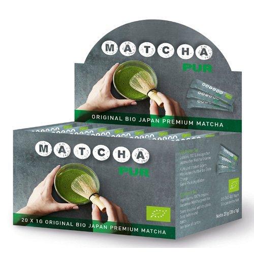 Shamila Pur Bio Matcha Tee  , 20 g