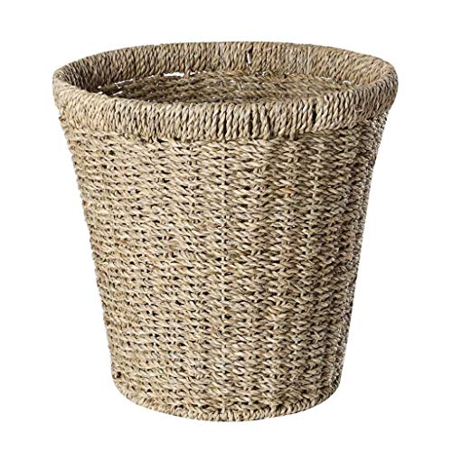 SHYPT Paper Basket,Recycle Bin, or Wastebasket, Perfect for Bedrooms, Dorms