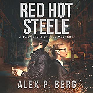 Red Hot Steele audiobook cover art