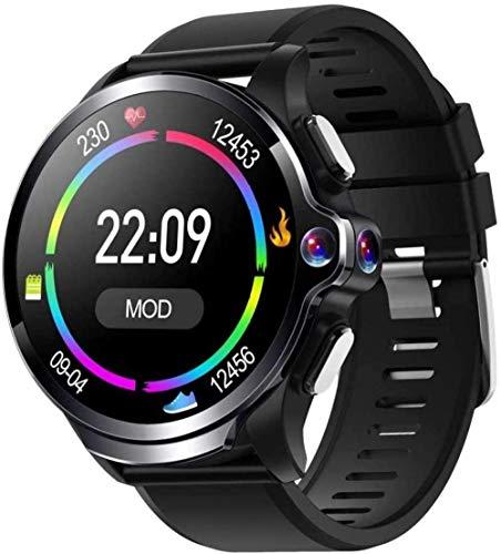 Smart Watch 1 6 pulgadas GPS Running Watch Fitness Trackers con doble cámara de reconocimiento facial Monitor de sueño IP67 impermeable reloj digital rastreador