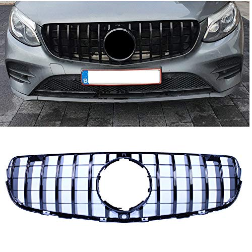 Calandra Parrilla panamericana negra brillo para GLC/GLC Coupe 15-19