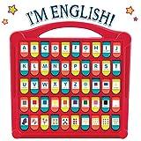Product Image of the Battat – Hide & Seek Alphabet Pop-Up – 50 Shapes Colors Letters Numbers –...