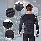 Zoom IMG-1 bwiv maglia a compressione uomo