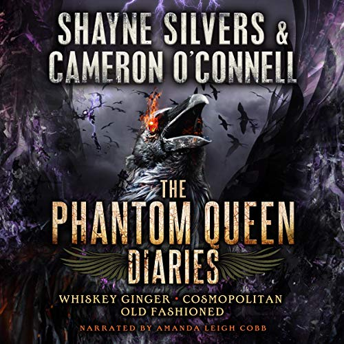 The Phantom Queen Diaries: Books 1-3  By  cover art