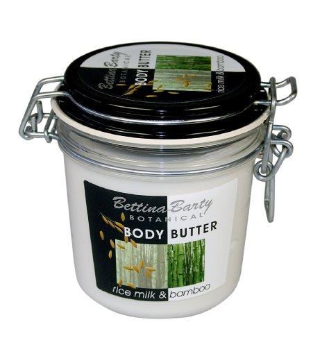 Bettina Barty: Rice Milk & Bamboo Body Butter (400 ml)