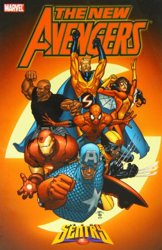 New Avengers Volume 2: Sentry TPB