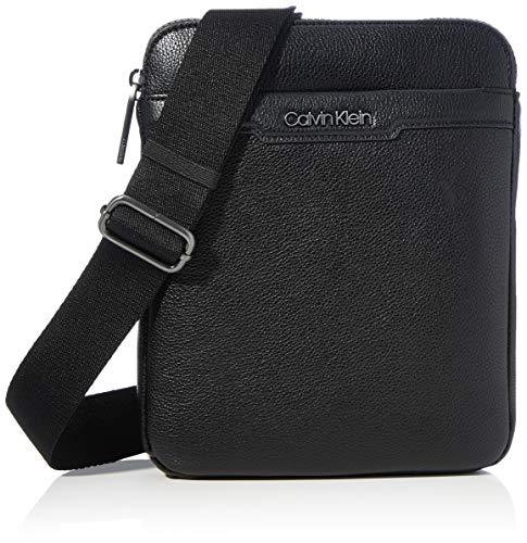 Calvin Klein, Crossovers para Hombre, Black, One Size