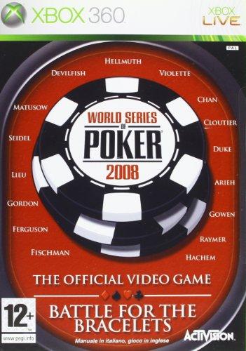 World Series Of Poker 2008 [Importación italiana]