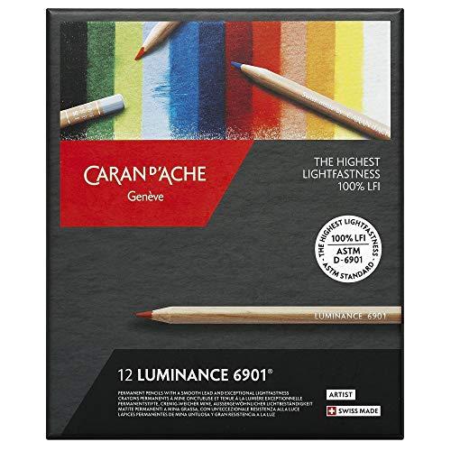 Lapices De Colores Profesionales Caran D'ache Marca Caran d'ache