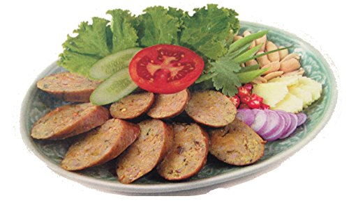 冷凍 辛味腸詰 ( 250g ) サイオワ SAIWUA CHAE タイ風ソーセージ 豚肉 調理 本場 本格 タイ料理 食材 プロ