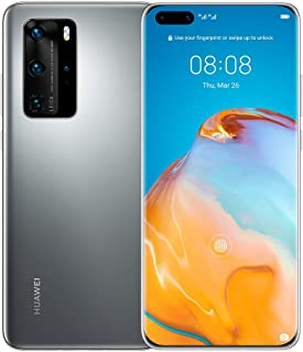 HUAWEI ELS-N29 P40 Pro 5G, Ultra Vision Leica Quad Camera, VIP Service- Silver Frost