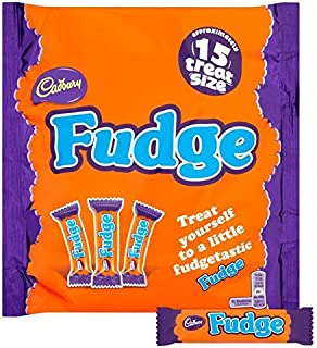 Cadbury Fudge Treatsize Pack - 202g
