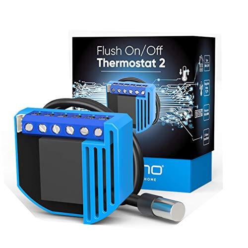 Qubino ZMNKID1 Flush Thermostat Ein / Aus 2 Z-Wave Modul für Smart Home