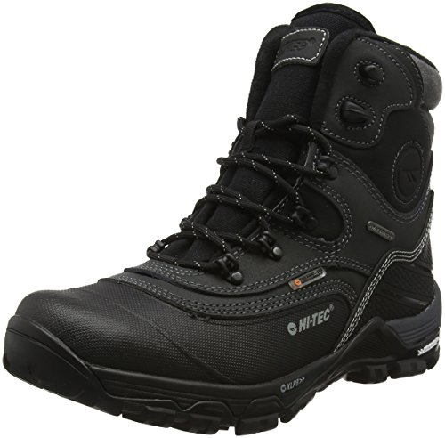 Hi-Tec Trail Ox Winter 200 I Waterproof, Botas de Senderismo Hombre, Negro...