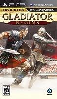 Gladiator Begins (輸入版) - PSP