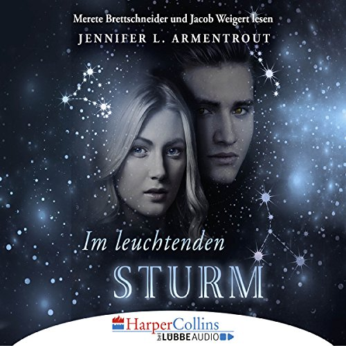 Im leuchtenden Sturm audiobook cover art