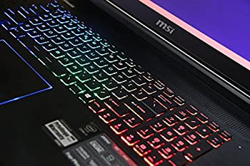 MSI GE72 GT72 STEALTH 17.3  Gaming Keyboard Full Colorful Backlit US UI English V143422FK1 S1N-3EUS223-SA0