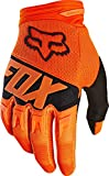 Fox Dirtpaw Race Bike Gloves orange Glove size L 2018 Full finger bike gloves