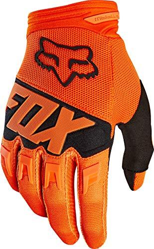 Fox Gloves Dirtpaw Race, Orange, Größe L