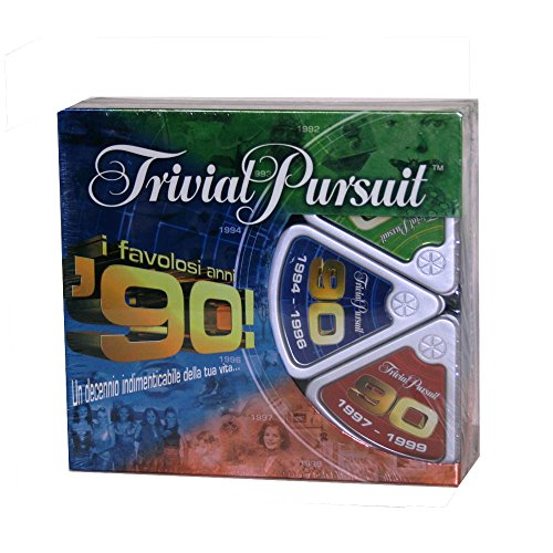 Toyland Trivial Pursuit Ans 90 01242
