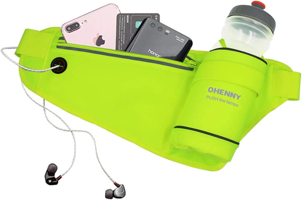 OHENNY Fanny Pack with Water Adjustable Low price Bottle Waist Pac Holder New Free Shipping