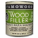 Best Wood Fillers - FamoWood 36021134 Original Wood Filler - Red Oak Review