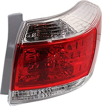 right tail light assembly
