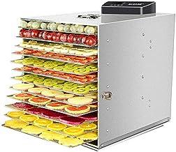 Machine à déshydrateur électrique, cuisine professionnelle appareils de cuisine à plusieurs niveaux, de la viande ou à la ...