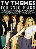 Tv Themes For Solo Piano Pf
