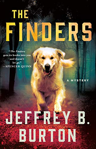Image of The Finders: A Mystery (Mace Reid K-9 Mystery, 1)