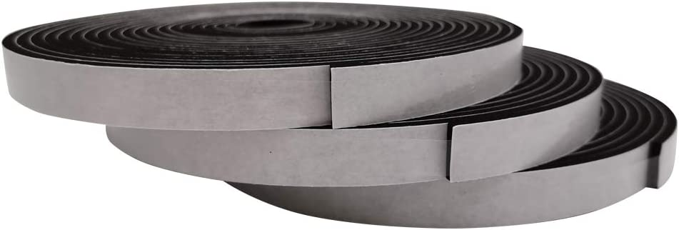 Self Adhesive Weather Stripping Rubber Foam Seal Tape Special price for a limited time Insulation Limited time trial price