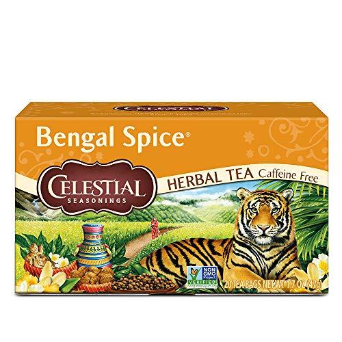 Celestial Seasonings Tea Bengal Spice 20 ct