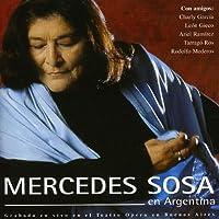 En Argentina by MERCEDES SOSA (2002-05-22)