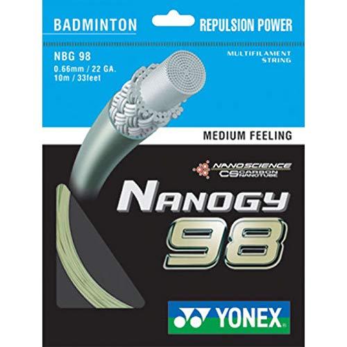 Yonex BG-98 Cordage pour raquette de badminton 10...