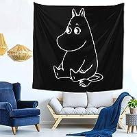 タペストリー Moomin 癒し 壁アート 逸品 室内 雑貨店 応接室 廊下 プレゼント