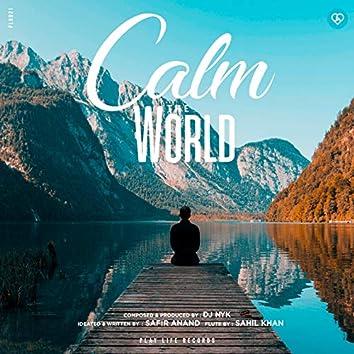 Calm The World (feat. Sahil Khan, Safir Anand)