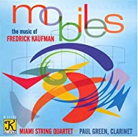 Mobiles: Music of Fredrick Kau