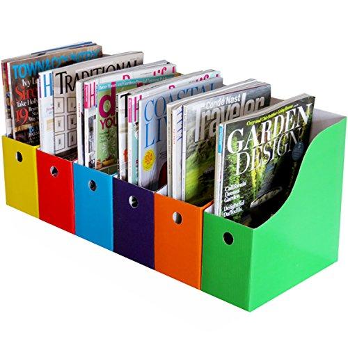 Magazine File Holder | 12