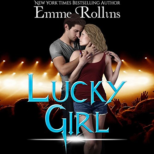 Lucky Girl audiobook cover art