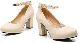 [VALER] パンプス 結婚式 ポインテッドトゥ エナメル アンクルストラップ メタル付き 春 フラット 無地 ブラック ベージュ アイボリー オフィス 美脚 大人 痛くない 歩きやすい 大きいサイズ 靴 美品 美脚 脱げない