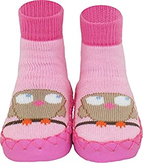 Owl Be Good Swedish Slipper Sock Moccasin
