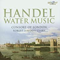 Water Music by G.F. Handel (2011-05-31)