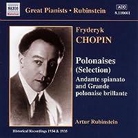 Chopin:Polonaises/Andante Spia