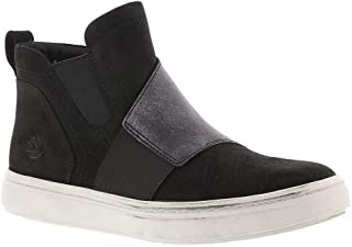 timberland high top sneakers womens