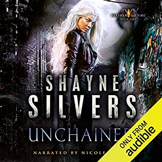 Unchained audiobook cover art