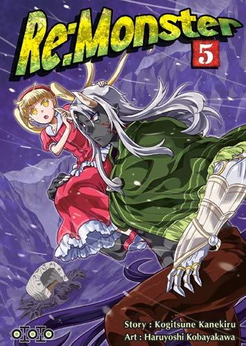Re:Monster Edition simple Tome 5