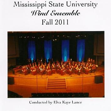 Mississippi State University Wind Ensemble Fall 2011