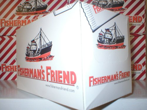 Fishermans Friend Original Extra Strong Cough Suppressant Lozenges - 20/ Pack...