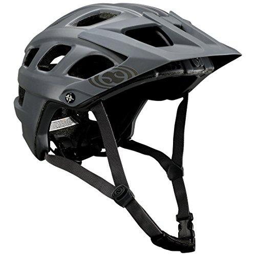 IXS Enduro-Helm Trail RS EVO Grau Gr. M/L,58-62/M-L