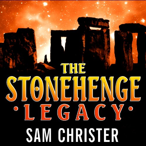 The Stonehenge Legacy audiobook cover art